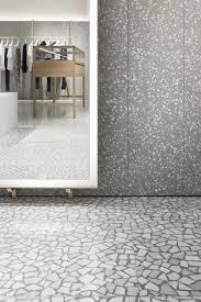 David Chipperfield Valentino Mens Store Paris 2013 Terrazzo Walls Broken Palladian Marble Floors Brass And Timber