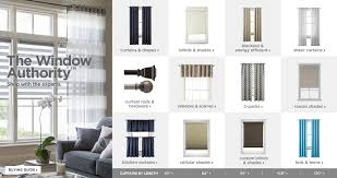 Window Treatments Curtains Blinds Curtain Rods