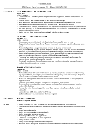 Travel Account Manager Resume Samples | Velvet Jobs Retail Sales Manager Resume New Account Cporate Sample Pdf Wattweilerorg Executive Warehouse Distribution Examples Admirable Senior Strategic Samples Velvet Jobs Top 8 Insurance Account Manager Resume Samples Writing A Political Profile Essay Things You Should Elegant Territory Management Souvirsenfancexyz Shows Your Professionalism In The