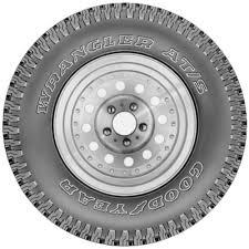 100 Goodyear Wrangler Truck Tires ATS Tire LT27565R18 C OWL By At Fleet Farm