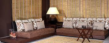 tissu canapé marocain stunning salon marocain blanc tissu simple contemporary amazing