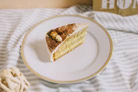 pudding nuss torte mit meeresfrüchte pralinen à la home