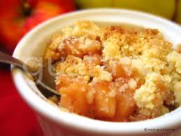 cuisiner des coings crumble aux pommes et aux coings la recette gustave