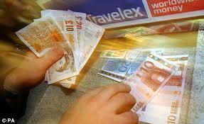 bureau de change travelex s largest foreign exchange bureau travelex in race to sort