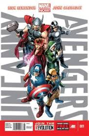 Lets Put All The Marvel October 2012 Solicitations Together In One