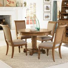 Have To Have It. American Drew Grand Isle 5 Pc. Round Dining ... American Drew Queen Anne Ding Table W 12 Chairs Credenza Grantham Hall 7 Piece And Chair Set Ad Modern Synergy Cherry Grove Antique Oval Room Amazoncom Park Studio Weathered Taupe 2 9 Cozy Idea To Jessica Mcclintock Mcclintock Home Romance Rectangular Leg Tribecca 091761 Square Have To Have It Grand Isle 5 Pc Round Cherry Pieces Used 6 Leaf