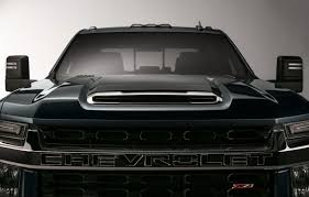 Chevy Teases 2020 Silverado HD With A Bigger, Meaner Look
