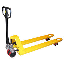 100 Hydraulic Hand Truck BF2500A Our Best Selling Pallet With Double Rollers
