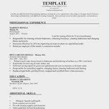 Full Size Of Resume Template Download Housekeepinge Samples Haadyaooverbayresort For Hotel