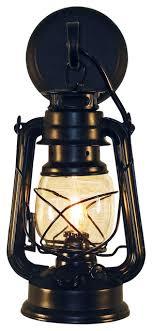 Rustic Lantern Wall Mounted Light Small Beach Style Inside Lights Decorating