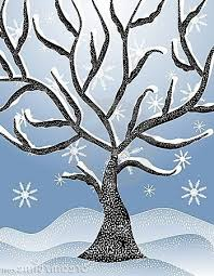 Winter Tree Clipart Free