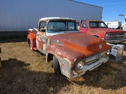 Lot 149K – 1956 Ford F100 Pickup   VanderBrink Auctions