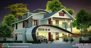 104 Modern Home Designer 2422 Sq Ft 4 Bedroom Unique Ultra Kerala Design And Floor Plans 8000 Houses