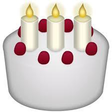 Download Birthday Cake Emoji Icon 1542