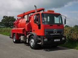 100 Atkinson Trucks Seddon 245 4 X 2 Vacuum Tanker