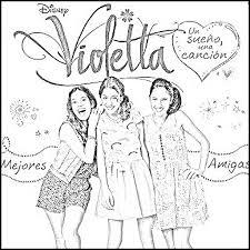 Disney Cruise Plan Color Violeta Channel Coloring Book Dolls Meets Peace De Friends Adventure El Amor