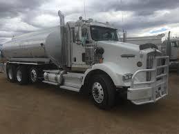 100 Lube Truck For Sale 2009 Kenworth T800B Tri Axle Fuel Cummins ISX 525HP
