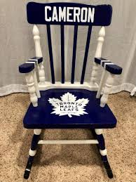 Toronto Maple Leafs Chair - Personalized NHL Chair -childrens Rocking Chair  - Personalized Rocking Chair - Hockey Gift - Sports Nursery St Louis Blues Chair Nhl Gift Hockey Nursery Stanley Cup Kids Pittsburgh Penguins Roundel 27 In X Nonslip Indoor Only Mat Womens Iconic Knit Beanie Lovely Black Pullover Hoodie 32oz Stainless Steel Keeper Tumbler Penguin Bedding Twin Bed Set Jalerson Nicklas Backstroms Fourassist Game On Saturday Night Hlights Personalized Rocking Chair Chairs Beachkit Toronto Maple Leafs Personalized Childrens Rocking Sports Civic Arena Stadium Original Orange Seat