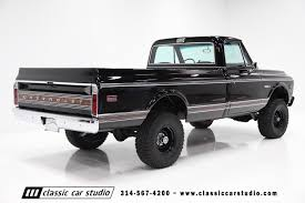 1972 Chevrolet K10 Cheyenne | Classic Car Studio