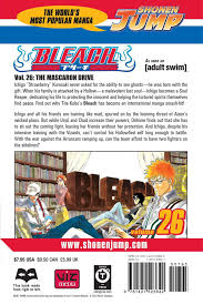 Amazon Bleach Vol 26 9781421523842 Tite Kubo Books