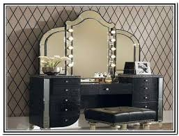 Makeup Desk With Lights Uk by Makeup Vanity Table With Lights And Mirror Vanities Lighted 14