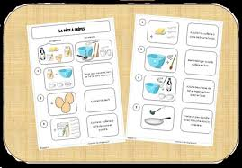 atelier cuisine maternelle atelier cuisine la pâte à crêpes meroute en clis