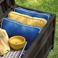Suncast 50 Gallon Deck Boxstorage Bench by Reasons Why I Love You Examples Radnor Decoration
