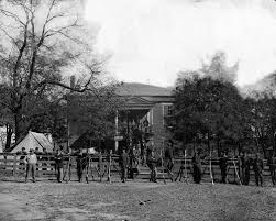 McLean House Appomattox Courthouse Virginia