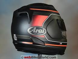 Hjc Cl 17 Chin Curtain Canada by Arai Defiant Pro Cruise Review Webbikeworld