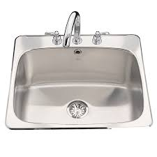 Stainless Steel Utility Sink With Right Drainboard by Stainless Steel Laundry Tub Befon For