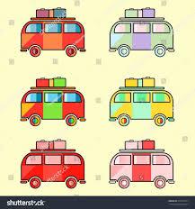 Van Vector Illustration Stock Hippie Vintage Rv Clipart Camper Car Show Free Download Clip Art On Jpg