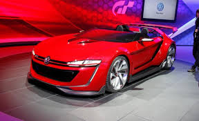 GT6 Made Flesh VW s GTI Roadster Concept Is Insanely Cool – News