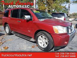 Used 2006 Nissan Armada For Sale In Cullman, AL 35055 Truck Country ... 2018 Nissan Armada Platinum Reserve Wheel The Fast Lane Truck With Ielligent Rear View Mirror Palmer Vehicles For Sale 2017 Takes On The Toyota Land Cruiser With A Rebelle Yell Turns Rally Car Kelley Tractor And Pull Fair 2011 Nissan Armada Platinum 4wd Suv For Sale 587999 Adventure Drive First Of Pathfinder Titan 2015 Sv 5n1aa0nc1fn603728 Budget Sales 2012 Used 4dr Sl At Conway Imports Serving