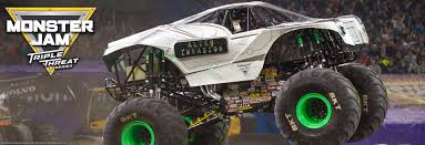 MONSTER JAM® At Moda Center In Portland, OR On Sat Feb 24, 1 Pm, 1 ...