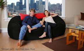 jaxx bean bag chair comfy bean bag chairs jaxx lounger not your standard bean bag