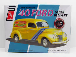 1940 Ford Sedan Delivery Van AMT #769 1/25 New Truck Model Kit ... Ford C600 City Delivery Truck Amt 804 125 New Plastic Model Mack R685st Kit 1 25 Scale Ebay Nissan King Cab 44 Sev6 Pickup W Cartograph Decals Plastic White Freightliner Dual Drive Miniart Gaz0330 Bus Builder Intertional Toy Aerial Ladder Fire Truck Buddy L Pressed Steel Worig Red Slot Cars And Car Decals Gallery Rling Bros Barnum Bailey For 1950s Trucks Don F150 Quake Hood Hockey Stripe Tremor Fx Appearance Vinyl Italeri 124 3912 Magiruz Deutz 360m19 Canvas 2584 Amt Transtar 4300