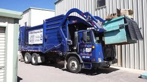 Patriot Disposal ⇨ CNrG Heil Freedom FEL Garbage Truck - YouTube