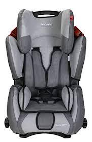siege auto recaro groupe 2 3 recaro sport 1 2 3 car seat grey amazon co uk baby