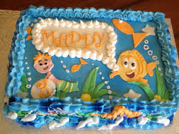 Bubble Guppies Cake Toppers by Birthday Cakes Archives U2014 Marifarthing Blog