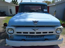 100 1957 Ford Truck F600 Flatbed Truck Item K6739 SOLD May 18 Veh