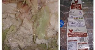 radio cuisine lidl rancid supermarket chicken which turned green after being cooked