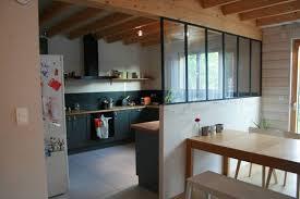 ouverture cuisine sur salon cuisine équipée ouverture sur l espace salle à manger salon idée
