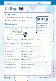 Download your free Oxford Primary Dictionary Challenge worksheet