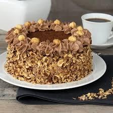 nutella torte rezeptebuch