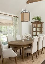 French Dining Room Sets by Oval French Dining Table With Light Gray Camelback Dining Chairs