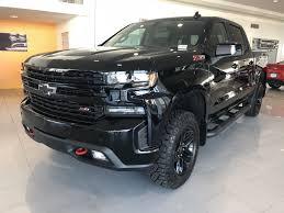 100 All Black Truck 2019 Chevrolet Silverado Review GMs Flagship Pickup Proves An