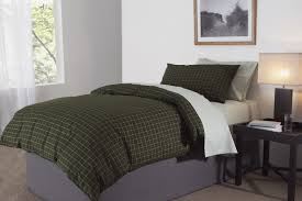 Bed Cover Sets by Andrews Bottle Green Duvet Cover Set By Actil Commercial At Queenb