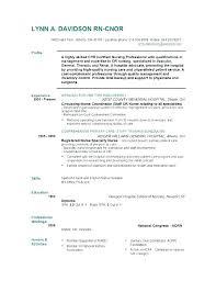 Nursing Graduate Resume Samples Registered Nurse Student New Examples