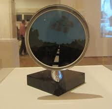 Katherines Collection Halloween Mirror by Modern Art Monday Presents Side View Mirror By Allan D U0027arcangelo