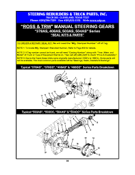 Steering Rebuilders & Truck Parts, Inc. - GEMMER, ROSS, TRW: MANUAL ... Gleeman Truck Parts Trucks Wrecking 2005 Sterling Acterra Stock 9479 Details Ch Products Cm Compressor Automotive Air Cditioning Sterling Acterra Wiring Diagrams 2012 11 14 210337 Dash For Sterling Hoods S101 9500 Payless Catalog Browse Alliance Bumpers Used 2008 A9500 Series Cab Body For Sale In Fl 1428 Whitehorse Centre Wiring Diagram 2006 Source